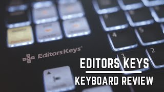 The Best Keyboard for Video Editing - Editors Keys Review