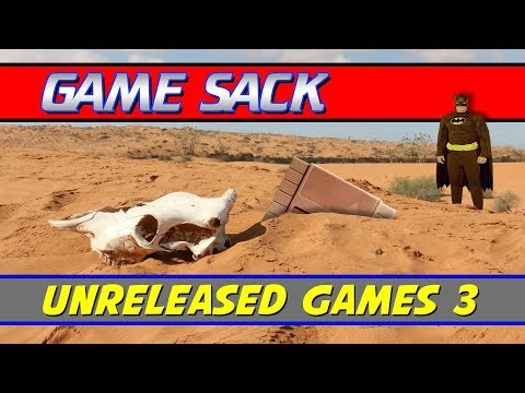 Unreleased Games 3 - Game Sack