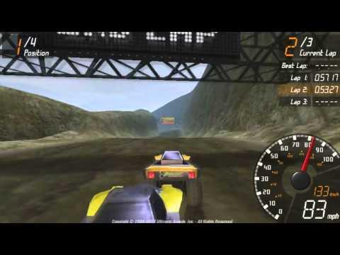 Игра Гонки Ренегата онлайн Renegade Racing играть