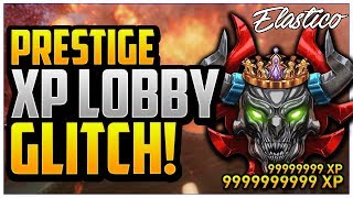 BO4 XP LOBBY GLITCH hosten! | Easy
