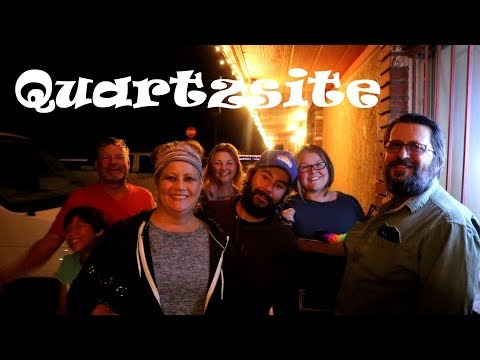 A Night In Quartzsite, Children's Benefit, Dancing & Karaoke