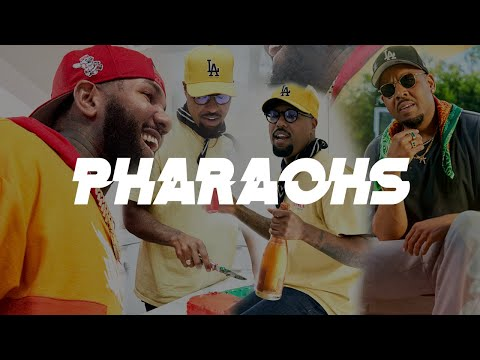 DOM KENNEDY - PHARAOHS Ft. The Game, Jay 305 And Moe Roy