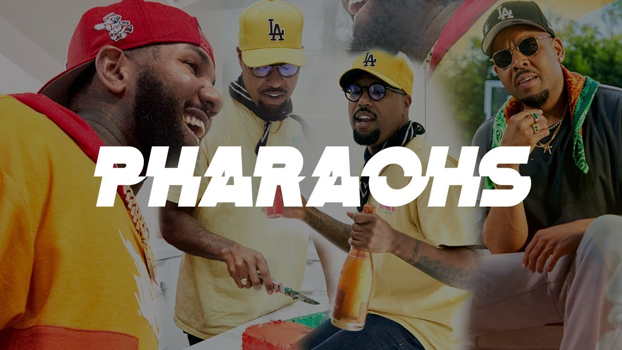 DOM KENNEDY - PHARAOHS ft  The Game, Jay 305 and Moe Roy