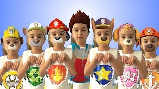 Play Junior Dress Up & Join the PAW Patrol Team!