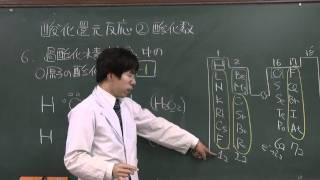 【化学基礎】酸化還元反応②(3of3)~酸化数~