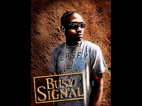 Busy Signal - Grab And Wine (Sexiness Riddim.) mix
