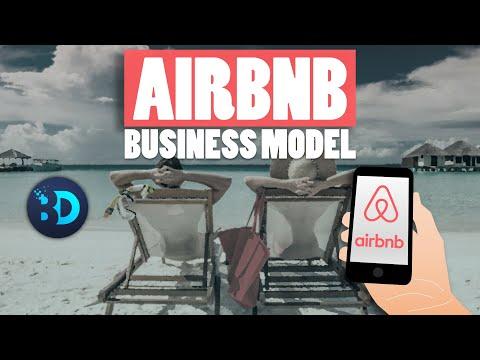Airbnb Business Model: What makes Airbnb so successful?