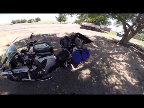 My Motorcycle Adventure For The Summer (Part 1)