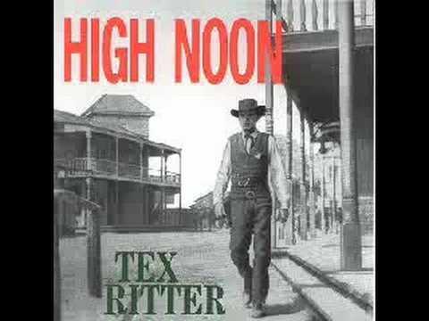 Tex Ritter - High Noon