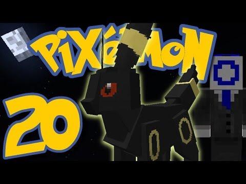 Pixelmon Ep. 20 - AQUA FINALLY EVOLVES! (Minecraft Pokemon Mod)