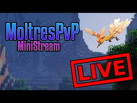 MoltresPVP Ministream! (Donations Open) (one or one in a half hour long) play.moltrespvp.com
