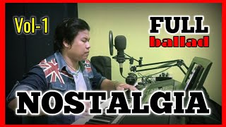 Video Full Album NOSTALGIA Ballad Vol-1 || Cover by. AJS || Record Live Keyboard YAMAHA Psr-S975