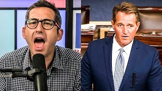 2017-10-26-02-00.Sam-Seder-UNLOADS-On-Jeff-Flake-s-B-S-Trump-Denouncement