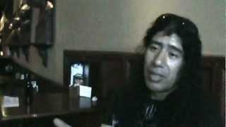 IRON MAIDEN, ALVACAST Y NUEVO CD Entrevista con Charly Lopez de Electric Storm