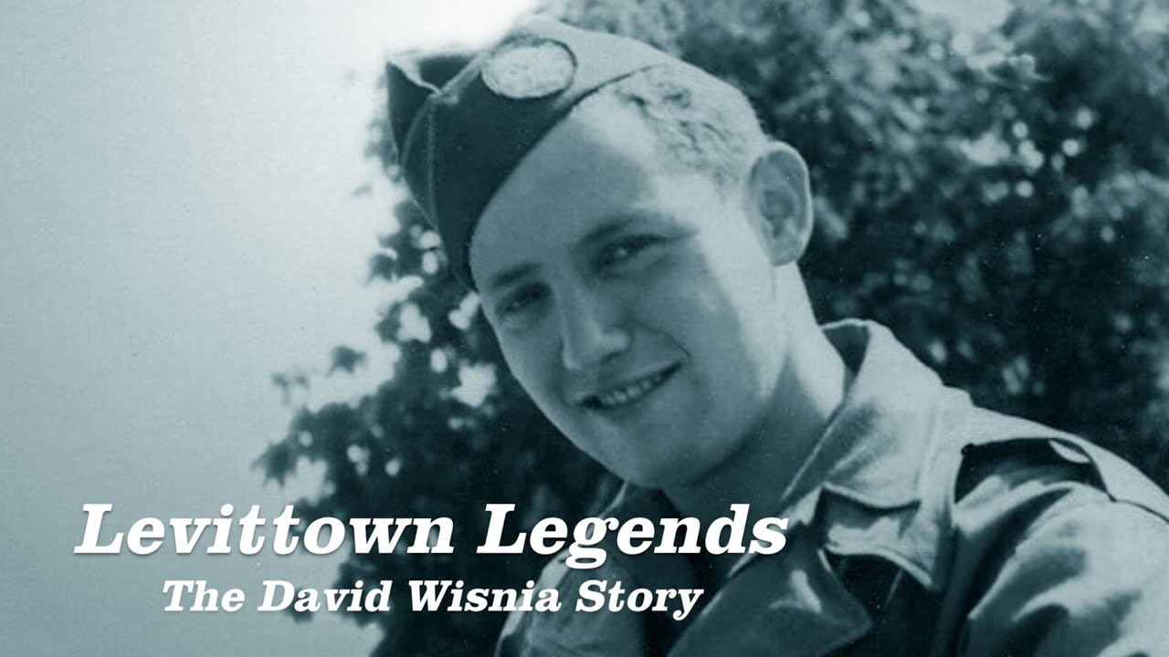 The David Wisnia Story - Holocaust Survivor from Levittown, PA