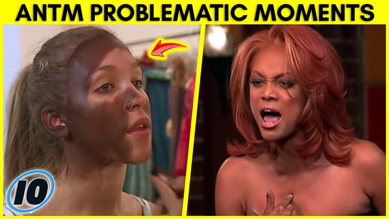Top 10 Problematic America's Next Top Model Moments