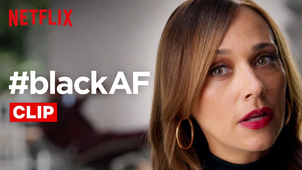 #blackAF | Mock Interview Scene | Netflix