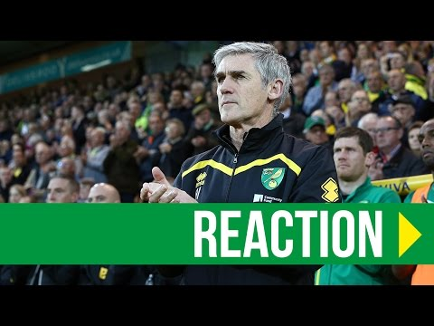 Norwich City 2-0 Brighton: Alan Irvine Reaction