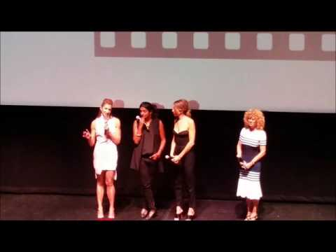 Equity the film Philly Red Carpet  Alysia Reiner