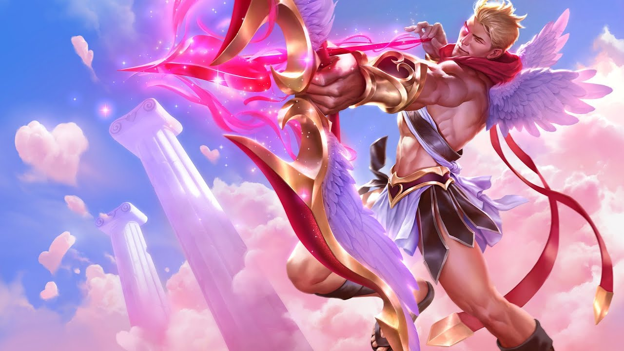 League Of Legends Varus Rompecorazones Ascension Na Youtube