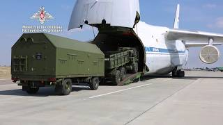 17th plane loaded with Russian S-400 parts destined for Turkey