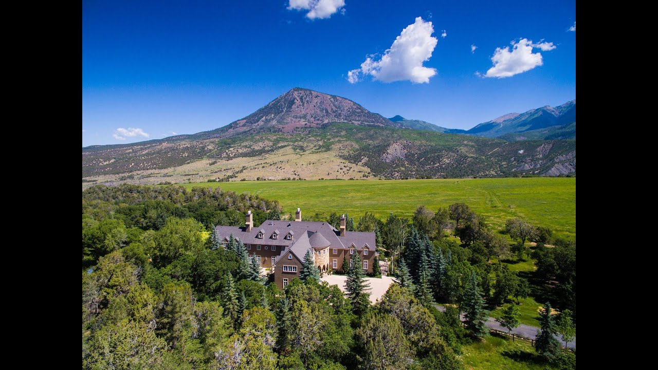 Joe cocker estate crawford colorado luxury estate for for Most expensive homes in colorado