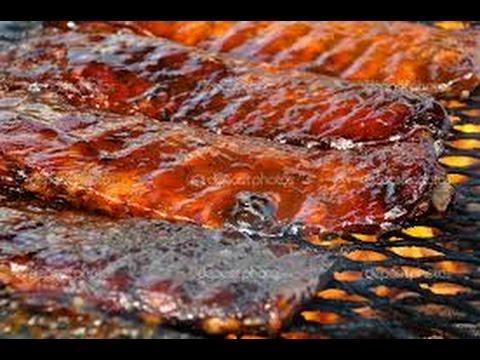 puntine di maiale marinate alla griglia,pork chops marinated ... - Come Cucinare Le Puntine Di Maiale
