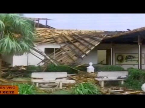 Huracán Matthew destruye histórico pueblo de Baracoa en Cuba