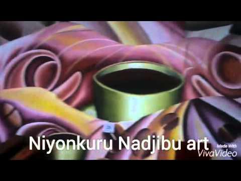 Rwanda art Niyonkuru Nadjibu