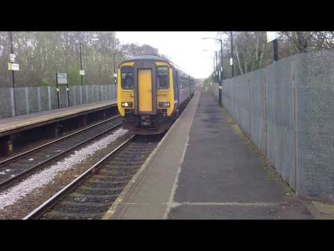 Halewood To Liverpool Lime Street Journey Video