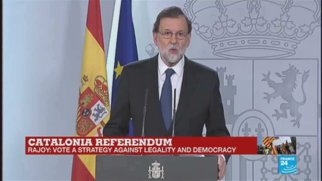 Spains Pm Mariano Rajoy We Did What We Had To Do