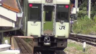 JR小海線松原湖から乗車