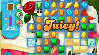 Candy Crush Soda Saga Livello 813 Level 813