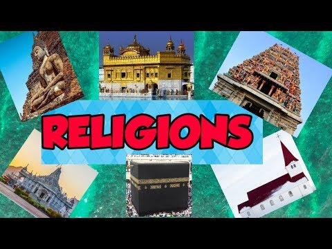 || RELIGIONS || Temples ||
