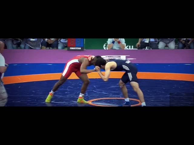 Frank Chamizo - Bronzo nella Lotta a Rio 2016