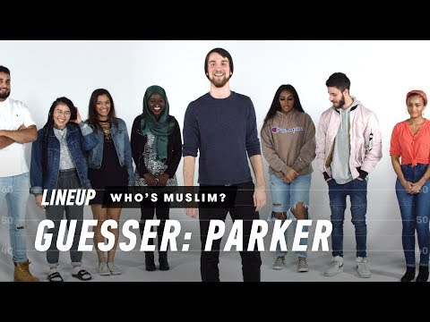 Guess Who's Muslim (Parker) | Lineup | Cut