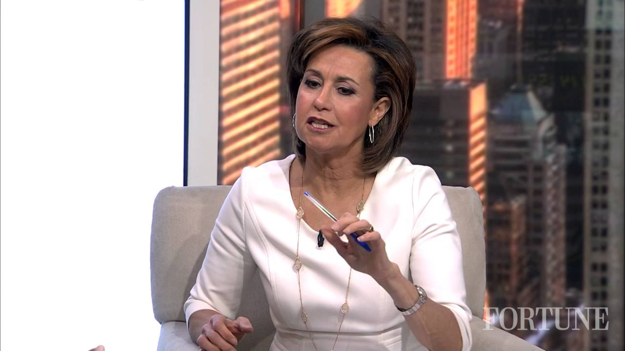 Maria Bartiromo Who? Susie Gharib Is The Real 'Money Honey'