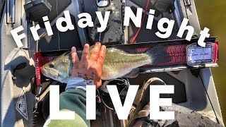 Friday Night LIVE on the Road Again