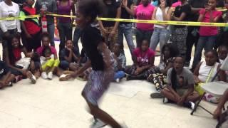 Lady Blossom (A.O.C.) vs Nai Nai (T-Squad)