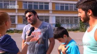 """Тони Стораро, Фики и Емо в """"Зад кулисите"""" /14.09.2013/ FEN TV"""