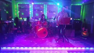(알피네음악여행)드럼/김분자,색소폰/정재영-미련한 사랑