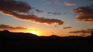 Telifsiz Günbatımı Gökyüzü ve Bulutlar Videosu HD 1080p