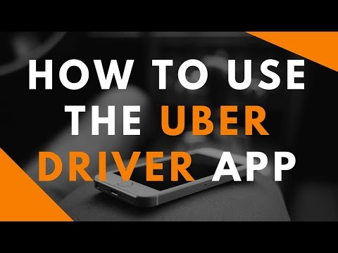 Uber Driver Login >> How To Use The Uber Driver App