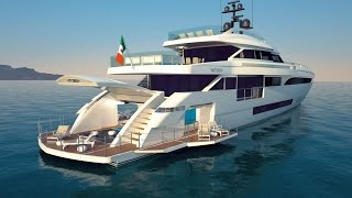 Wider 150 Superyacht - NEW