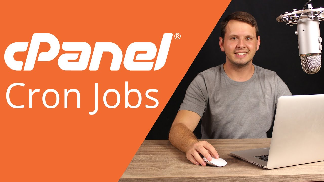 cPanel beginner tutorial 10 - Cron Jobs