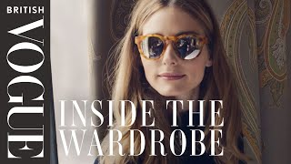 Inside the Wardrobe of Olivia Palermo - Brought to you by Vestiaire Collective