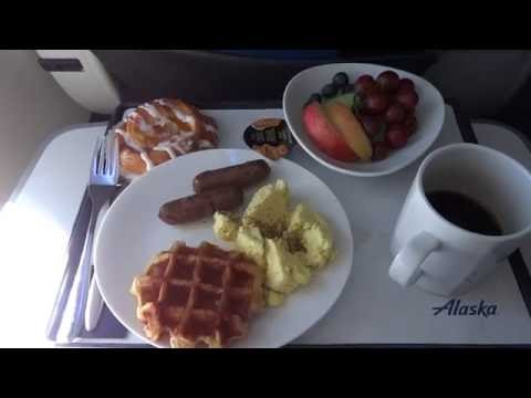 Alaska Airlines brand-new B737-900ER Seattle (SEA) to Las Vegas (LAS) AS642 Full Flight