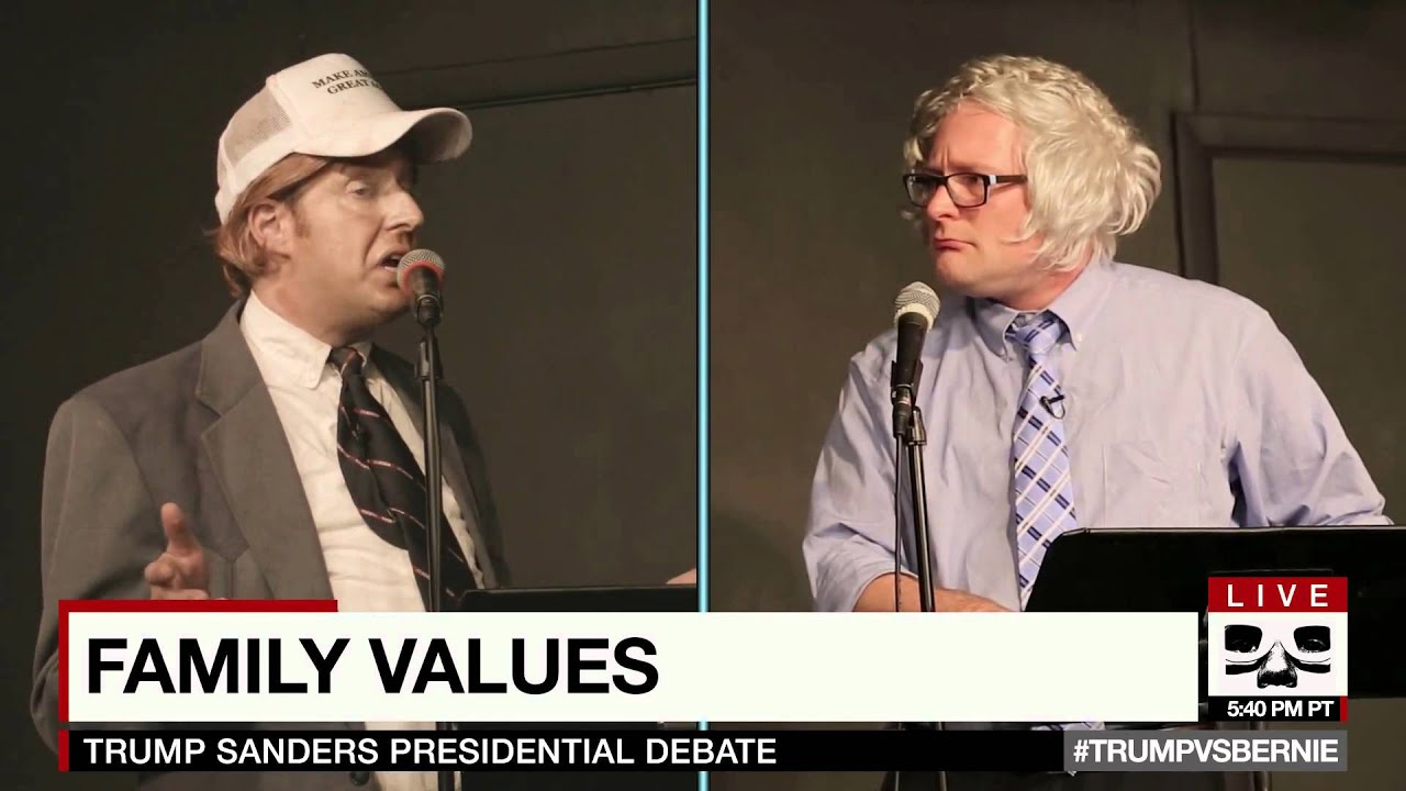 Bernie Sanders Impression James Adomian Does The Best Bernie - Comedian absolutely nails celebrity impressions