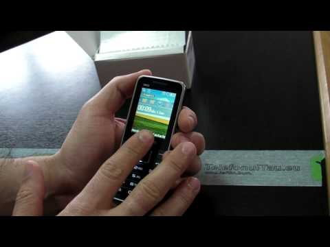 Samsung E3210 review HD ( in Romana ) - www.TelefonulTau.eu -