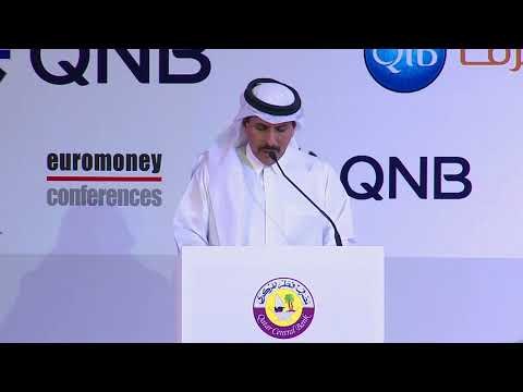 Qatar 2017: His Excellency, Sheikh Abdulla Bin Saoud Al-Thani, Governor, Qatar Central Bank